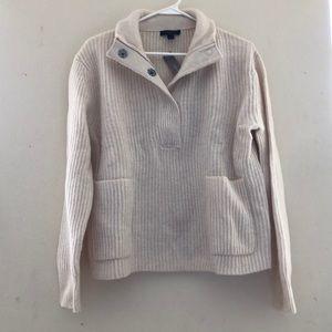 J crew wool sweater medium NWT